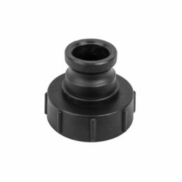 "IBC adapter S100X8 Female x Camlock A 2"""
