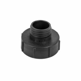 IBC adapter S100X8 Female x S60X6 Male