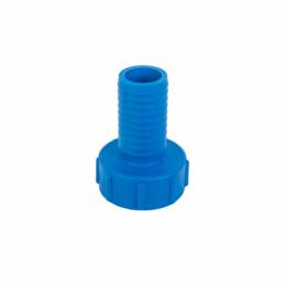 "IBC adapter S60X6 Female x 11/2"" hose tail"