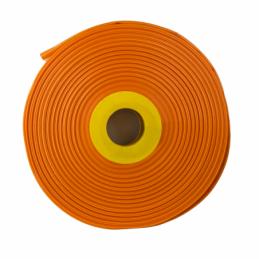 "Flat hose AGRO-FLAT PE 4BAR 4"" / 50m - ORANGE"