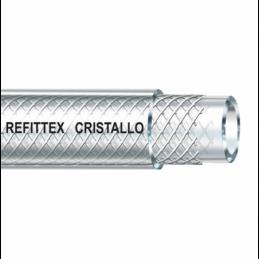 Technical hose REFITTEX CRISTALLO 4*10mm / 100m