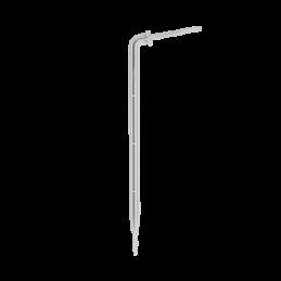 Long angled arrow dripper 2