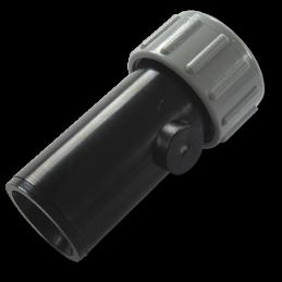 Quick-coupling end plug for 19mm hose - 2 pcs