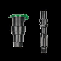 "Garden valve 3/4"" female+plug 3/4"" male / 1 pc"