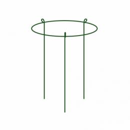 Ring support for plants 45 cm diameter / 90 cm height