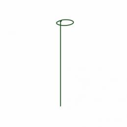 Ring support for plants 7 cm diameter / 90 cm height