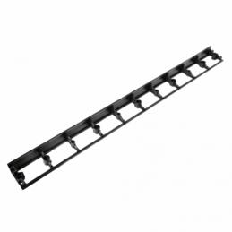 Universal border RIM-BORD - 45/1000mm BLACK TYP ROUND
