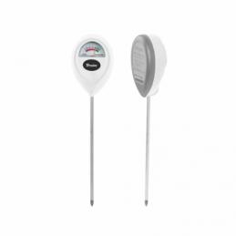 WHITE LINE 1 function garden meter - OVAL