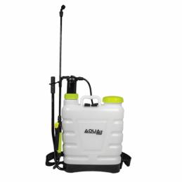 Backpack pressure sprayer