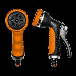 BLACK LINE Adjustable 8-pattern spray gun HOBBY - metal