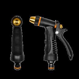 BLACK LINE Adjustable spray gun PROFI - metal