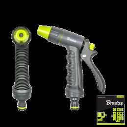 LIME LINE Straight adjustable spray gun SOFT