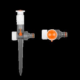 WHITE LINE Adjustable sprinkler 0-360°