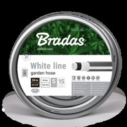 """Garden hose WHITE LINE 1/2"""" - 50m"""