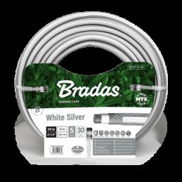 "Garden hose NTS WHITE SILVER 1/2"" - 30m"