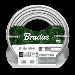 "Garden hose NTS WHITE SILVER 3/4"" - 20m"