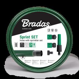 """Sprinkler set SPRINT 1/2"""" - 30m"""