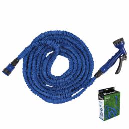 Garden set TRICK HOSE 5m - 15m (blue)