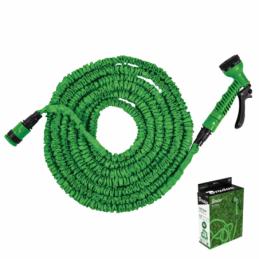 Garden set TRICK HOSE 5m - 15m (green)