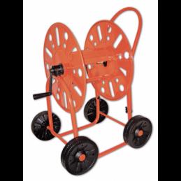 "Hose reel cart  3/4"" 90m MAXI CAR"