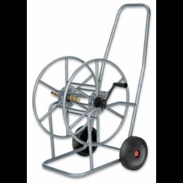 """Hose reel cart 3/4"""" 80m PRINOX - stainless steel"""