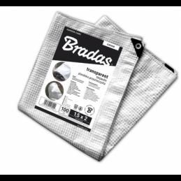 Reinforced tarpaulin LENO CRISTAL 1