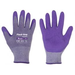 Gloves FLASH GRIP LAVENDER