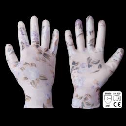 Gloves NITROX FLOWERS