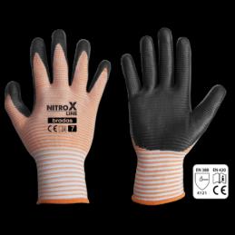 Gloves NITROX LINE nitrile