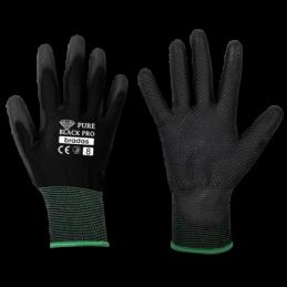 Gloves PURE BALCK PRO PU