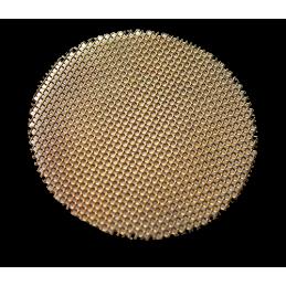 Sieve - 33mm filter BRASS
