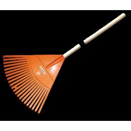 22-tine rake leaf