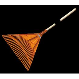 24-tine rake leaf