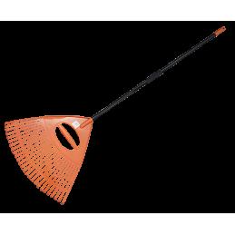26-tine leaf rake