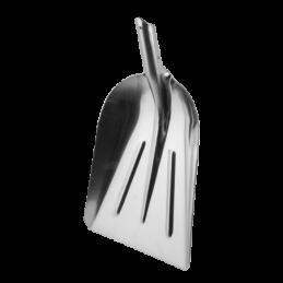 Reinforced aluminium spade