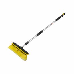 Washing brush ŻYRAFA - telescopic handle 160cm