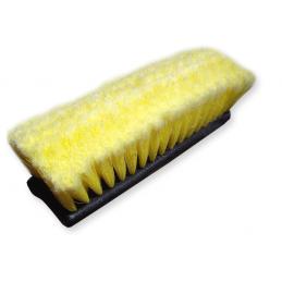 Two-level washing brush 25cm without handle