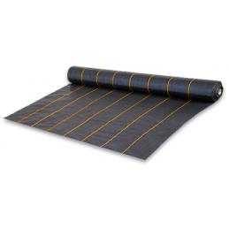 Anti-weed woven PP black UV