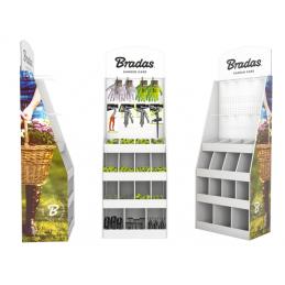 Display stand BRADAS - color