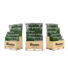Garden pole display - BRADAS