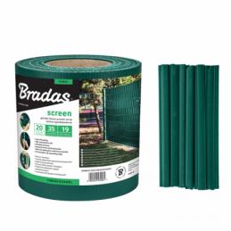 Garden fence screen strip 19cm x 35m