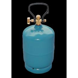 Propane butane gas cylinder - 1kg