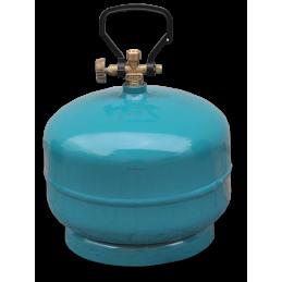 Propane butane gas cylinder - 2kg