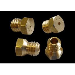 Nozzle set for propane-butane 50 WROZAMET new type
