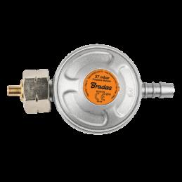 Propane butane gas regulator 37mbar