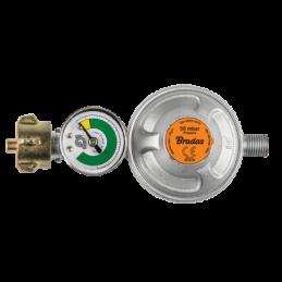 Propane butane gas regulator 50mbar