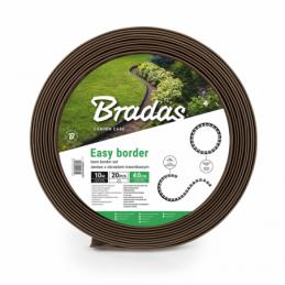 Lawn border set EASY BORDER BROWN