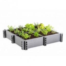 Vegetable Garden Box 120cm x 120cm x 22cm