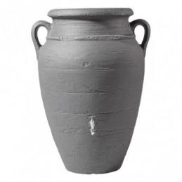 Water tank Antique wall Amphora dark granite 260L