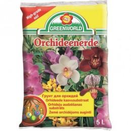 Orhideede kasvusubstraat 5L GW